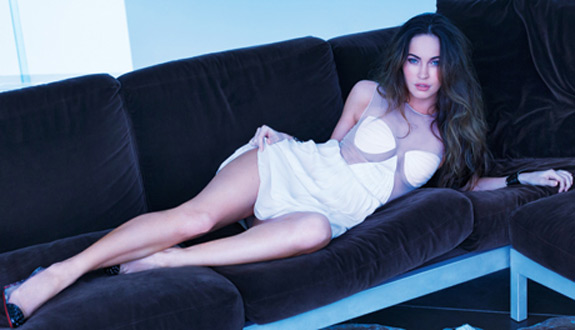 Megan Fox Esquire Magazine Photos