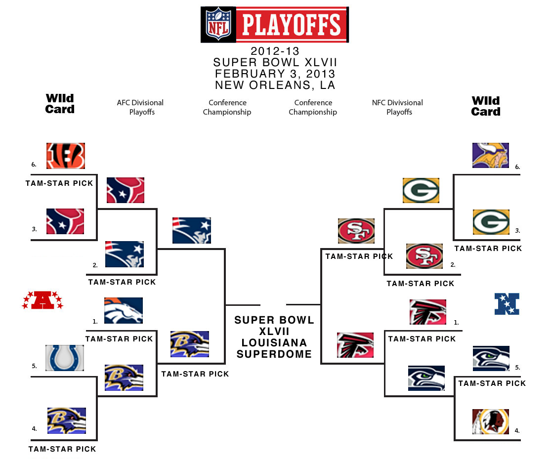 NFL Playoffs Picture Conference Championships