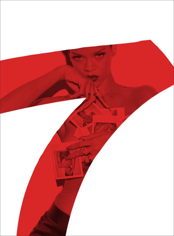 Rihanna 7 Complex Magazine Cover