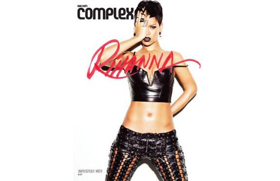 Rihanna Complex Magazine Cover