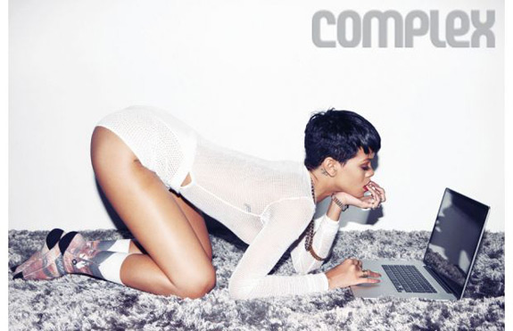 Rihanna Complex Magazine Photos