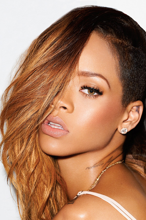 Rihanna Rolling Stone Magazine Photos