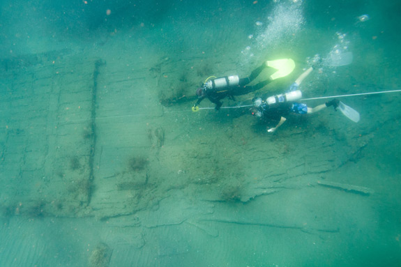 The Unsinkable Captain Henry Morgan Shipwreck