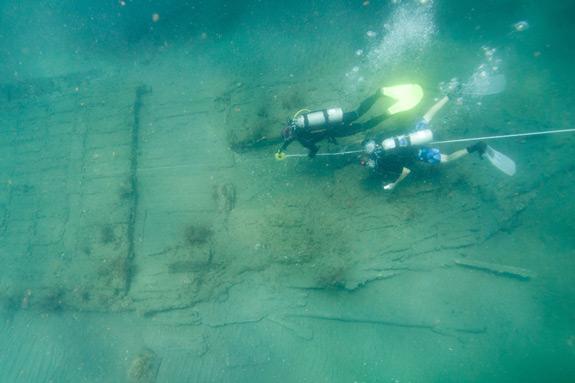 The Unsinkable Captain Henry Morgan Shipwreck