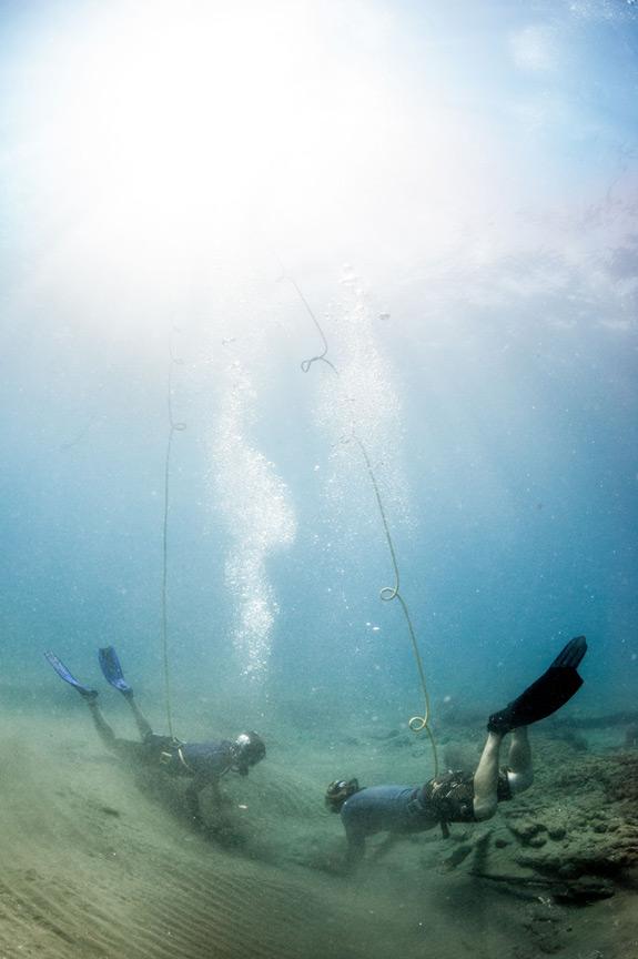 The Unsinkable Captain Henry Morgan Underwater