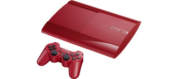 Red Sony PlayStation