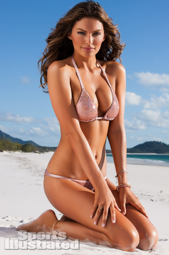 Alyssa Miller 2013 Sports Illustrated Swimsuit Issue