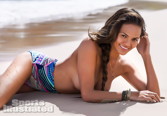 Chrissy Teigen 2013 Sports Illustrated Swimsuit Issue
