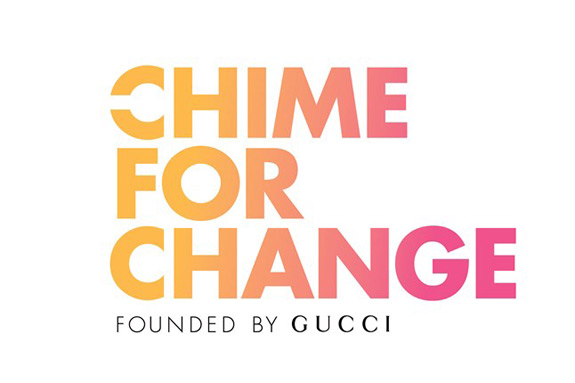 Gucci Chime For Change Campaign