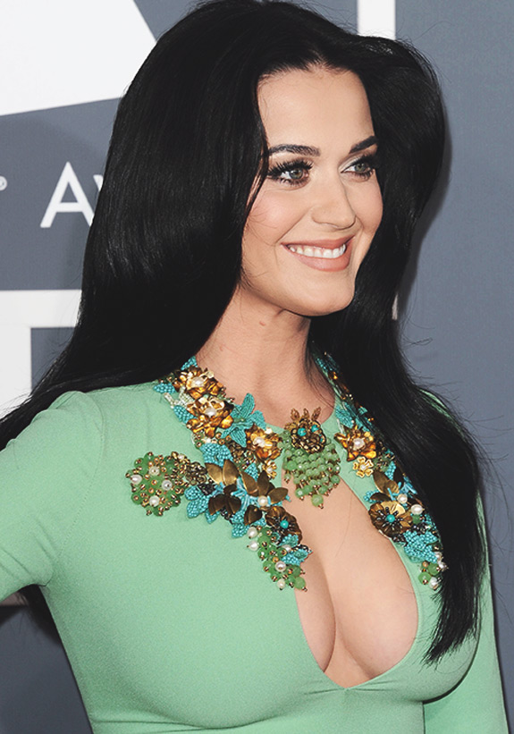 Katy Perry Boobs Sexy Grammy Awards Main