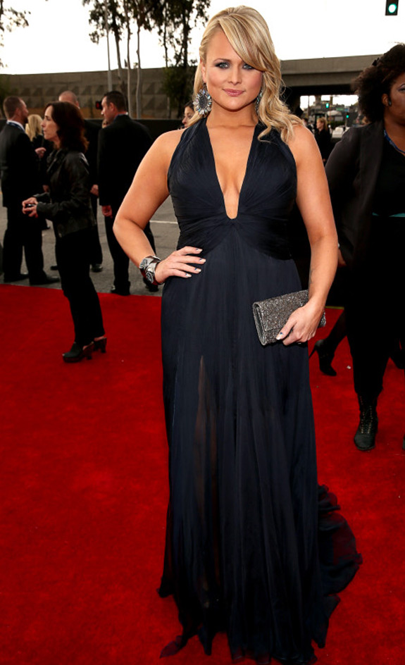 Miranda Lampert Photos Grammy Awards