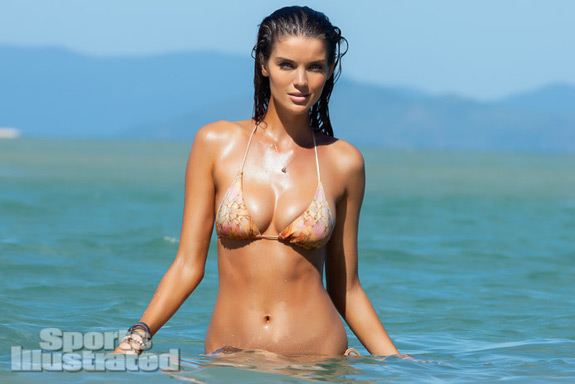 Natasha Barnard Photo 2013 Sports Illustrated Swimsuit Issue