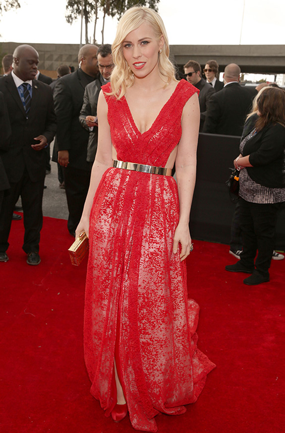 Natasha Bedingfield Photos Grammy Awards