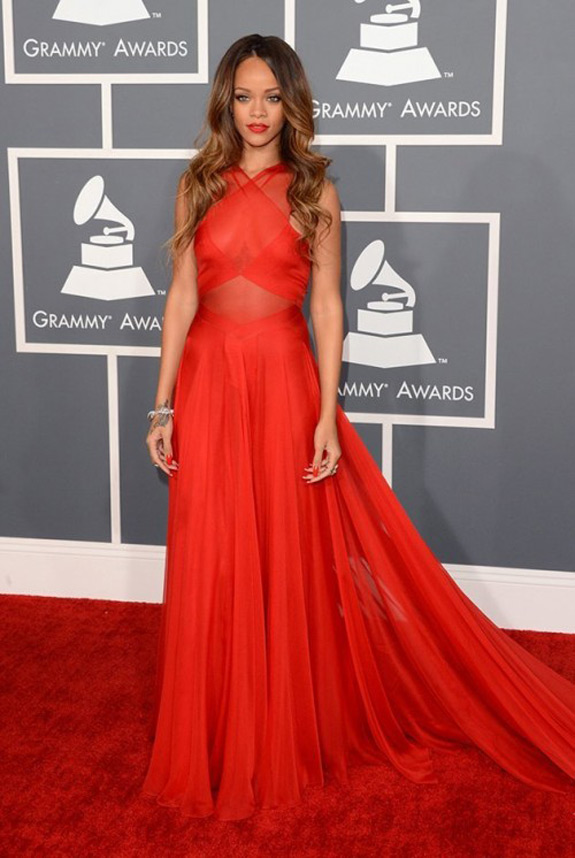 Rihanna Photos Grammy Awards
