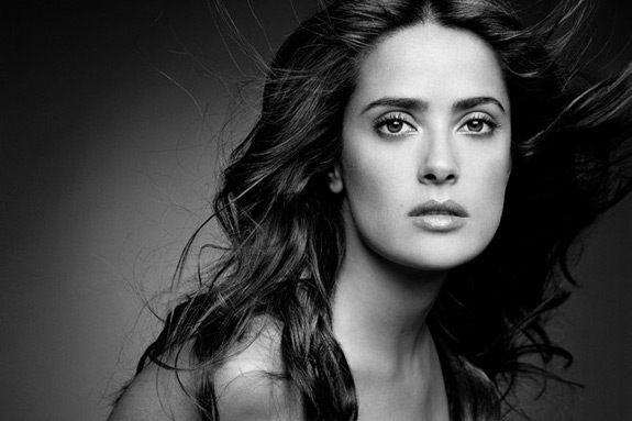 Salma Hayek Gucci Chime For Change Campaign