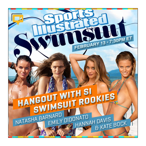 Sports Illustrated Swimsuit Issue Rookies