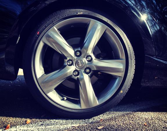 2014 Lexus IS Photos (6)