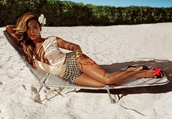 Beyonce H M Summer Collection