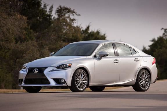 2014 Lexus IS Photos (16)