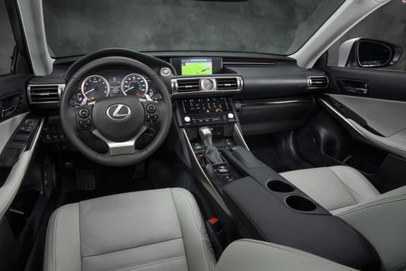 2014 Lexus IS Photos (17)