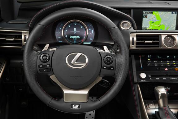 2014 Lexus IS Photos (20)