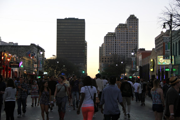 SXSW Photo Street View