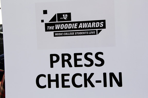 SXSW Photos MTV Woodie Awards