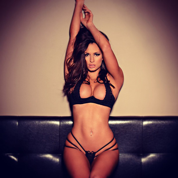 Sexy Photo Rosie Roff Lingerie