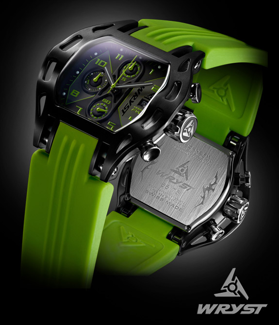 Wryst Airborne Luxury Sports Watch