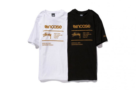 Stussy Incase Capsule Collection (1)