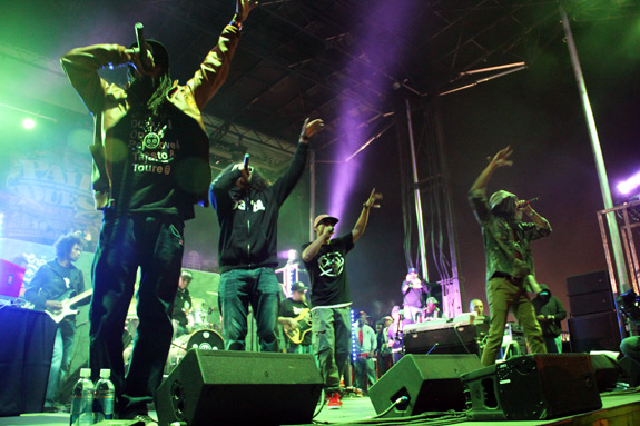 Souls Of Mischief Paid Dues