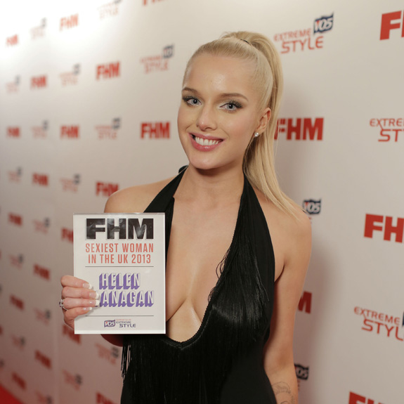 FHM 100 Sexiest Women In The World Helen Fanagan