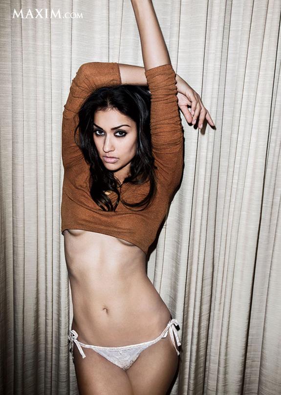 Maxim Hot 100 Janina Gavankar