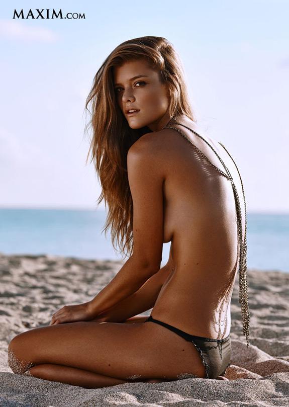 Maxim Hot 100 Nina Agdal