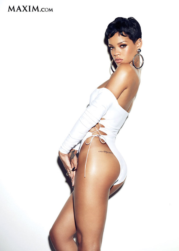 Maxim Hot 100 Rihanna