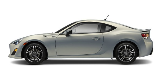 Scion 10 Series FR-S