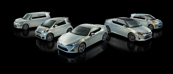 Scion 10 Series Family