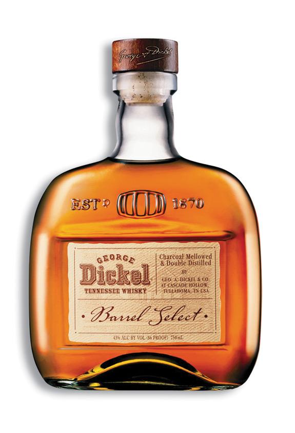 Dickel Barrel Select Whiskey