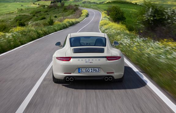 Porsche 911 50 Years Edition