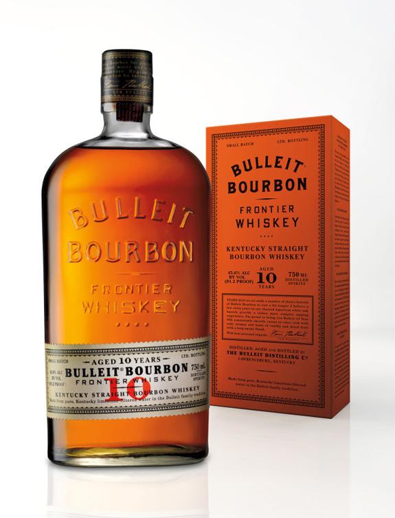 Bulleit 10 Year Old Whiskey