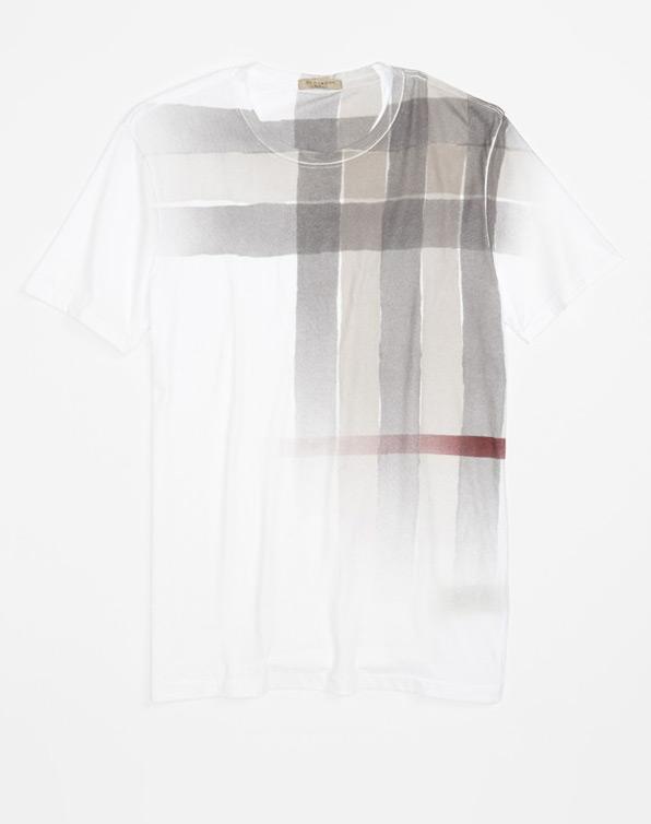 Burberry Eburne T Shirt White