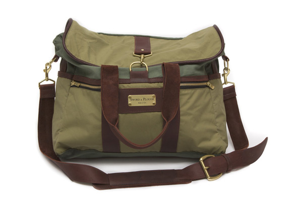 Sword Plough Military Messenger Bag