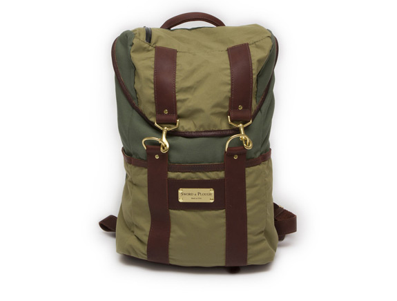 Sword Plough Military Urban Ruck Backpack