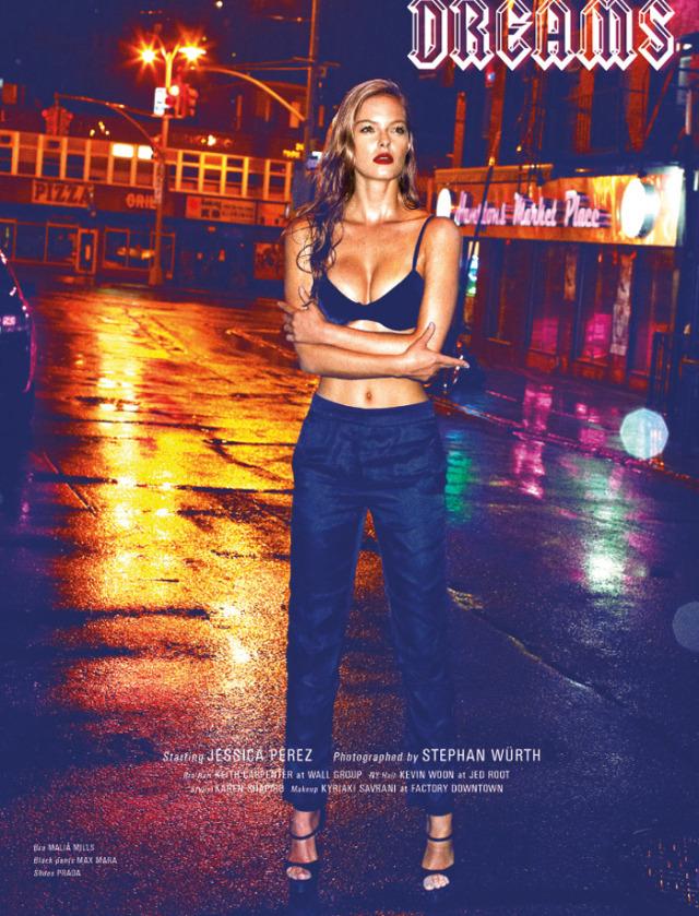 Jessica Perez Galore Magazine