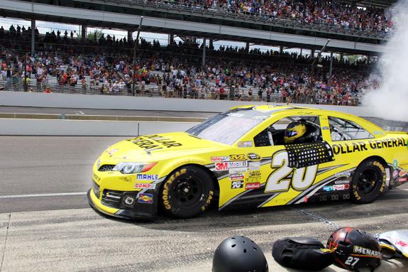 NASCAR Brickyard 400 19