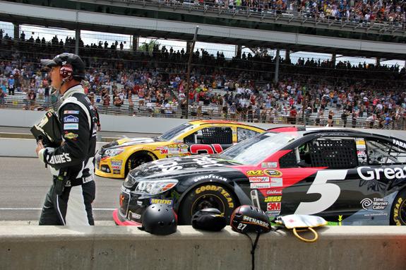 NASCAR Brickyard 400 21