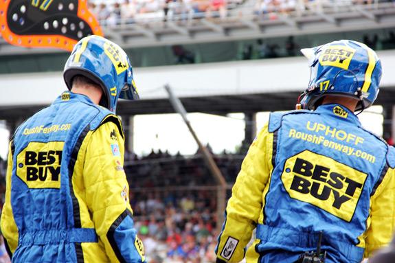 NASCAR Brickyard 400 23