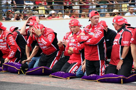 Ryan Newman NASCAR Brickyard 400