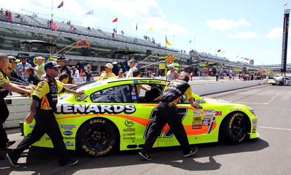 NASCAR Brickyard 400 30