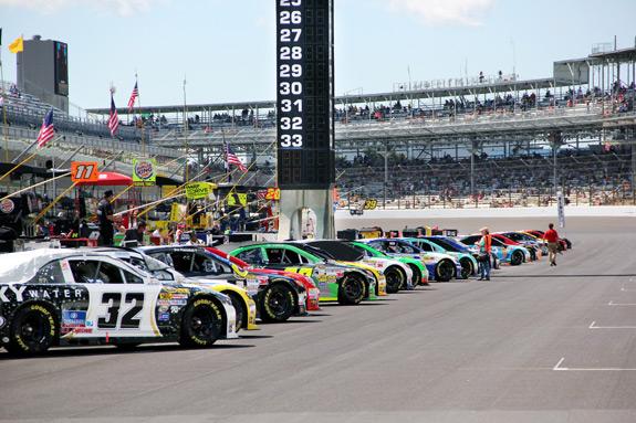 NASCAR Brickyard 400 31